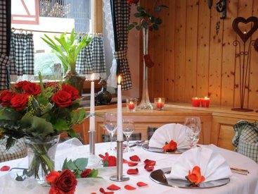 Romantik im Brauereigasthof Schwarzer Adler
