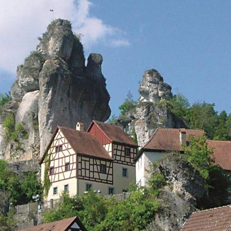Fränkische Schweiz-Museum Tüchersfeld Pottenstein