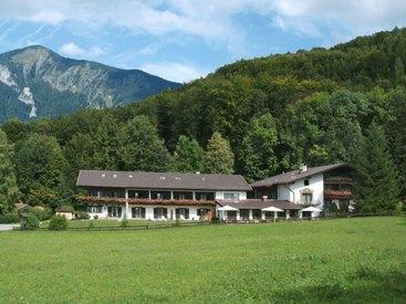 Landhotel Gabriele in Unterwössen - Chiemgau
