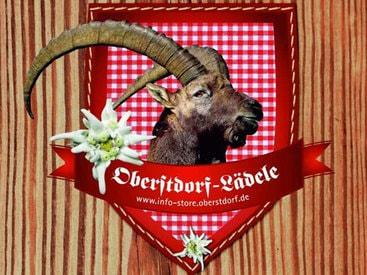 Hier gibt´s Oberstdorf-Souvenirs!