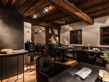 Stube des Sosein. Restaurant