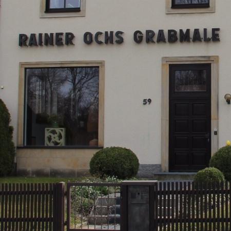 Rainer Ochs Grabmale