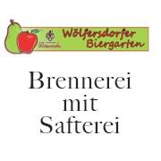 Logo Wölfersdorfer Brennerei mit Safterei