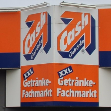 Cash Getränkefachmarkt