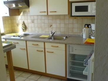 Küche Ferienwohnung I