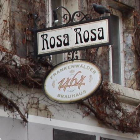 Bistro Rosa Rosa