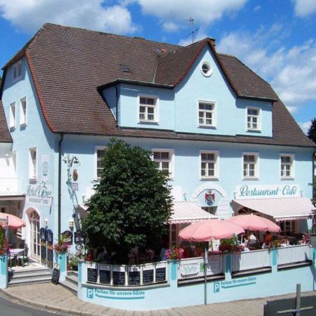 Hotel Krone Restaurant-Cafe