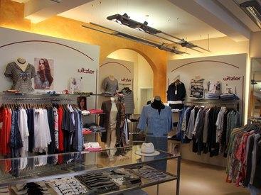 Impressionen unseres Geschäfts - Damenmode Bayreuth