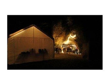 Höhlenfeier