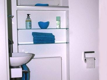 exklusives Gäste-WC