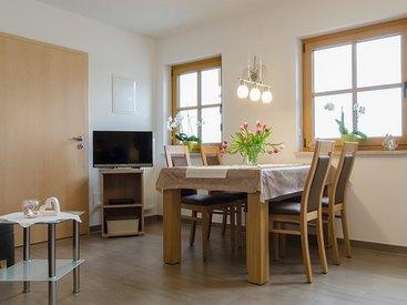 Essecke und Wohnzimmer EG