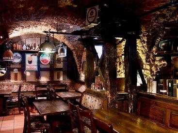 Verbringen Sie einen gemütlichen Abend in unserem Irish Pub