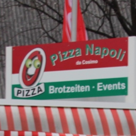 Pizza Napoli Da Cosimo