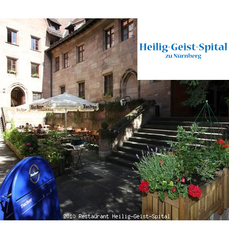 Restaurant Heilig Geist Spital