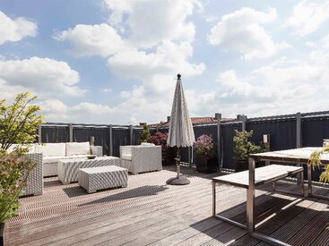Prinzessin Elisabeth Pentouse Suite Rooftop