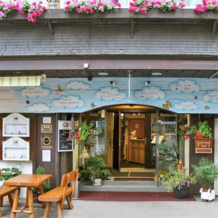 Hotel Restaurant Saschas Kachelofen