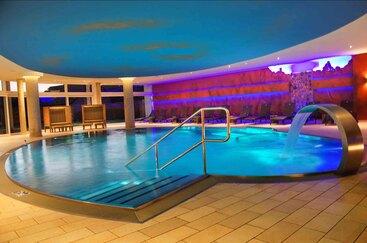 Wellnessbereich im Hotel Sponsel-Regus