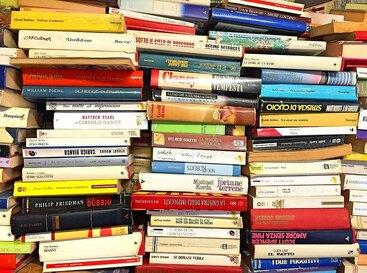 Was wir bieten: viel Lesestoff