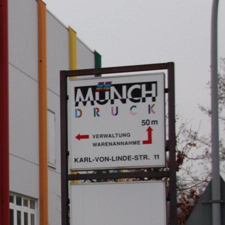 Druckerei Münch