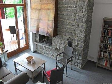 Entspannen im Lesezimmer mit Terrasse