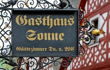 Gasthaus Sonne Waischenfeld
