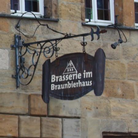 Brasserie im Braunbierhaus