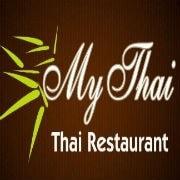 Logo Thai Restaurant My Thai