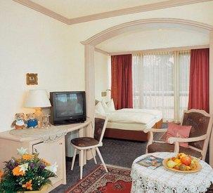 gemütliche Zimmer im Hotel-Gasthof Resengörg