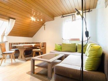 Ferienwohnung 3 Wohn- und Esszimmer