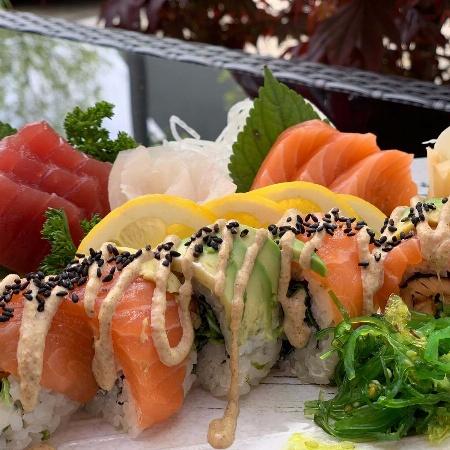 Japanisches und Sushi -& Restaurant Akimoto in Nürnberg