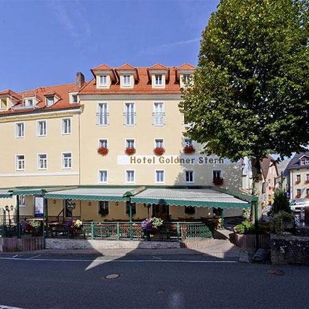 Hotel Goldner Stern