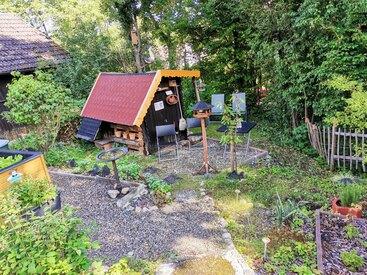Unser Hühnerhaus