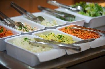 frische Salatvariationen