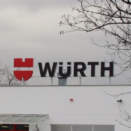 Baumarkt Würth Bayreuth-St. Georgen