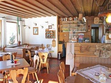 Gemütlich, urig, rustikal - so erleben unsere Gäste das Cafe Breitenberg!
