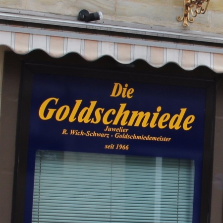 Die Goldschmiede