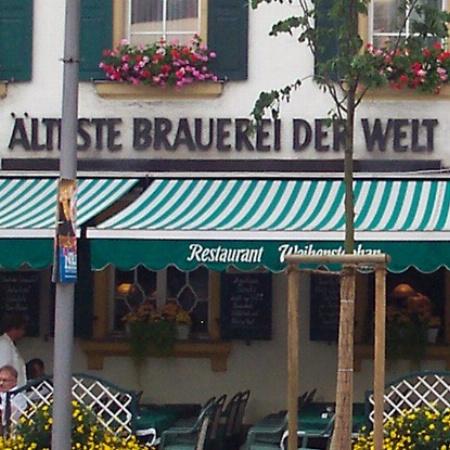 Restaurant Weihenstephan