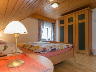 Fewo 2 Doppelschlafzimmer