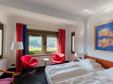 Hotel Restaurant Walfisch in Würzburg Zimmer Impressionen