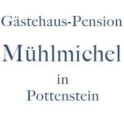 Logo Gästehaus-Pension Mühlmichel