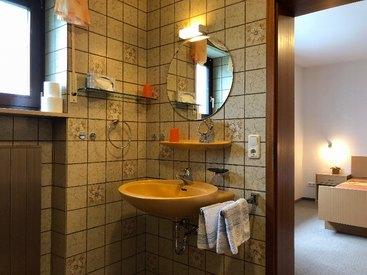 Das schöne Badezimmer in Ihrem Zimmer