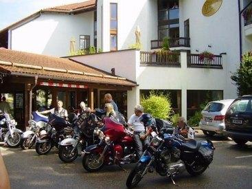 Motorradfreundlicher Betrieb (ADAC Zertif.)
