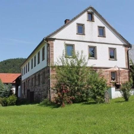Ferienwohnung Am Plosenberg