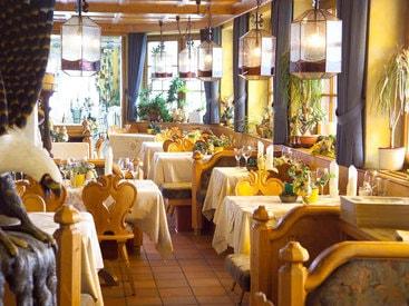 Restaurant Kulinarium im Burghotel Falkenstein