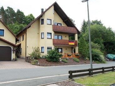 Unser hübsches Haus in Waischenfeld in der Fränkischen Schweiz