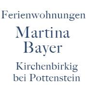 Logo Ferienwohnungen Martina Bayer