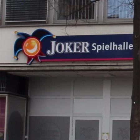 Joker Spielhalle
