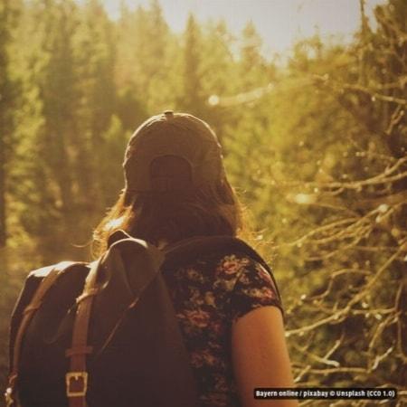 Wandern in der Fränkischen Schweiz - ein Erlebnis für die Sinne!