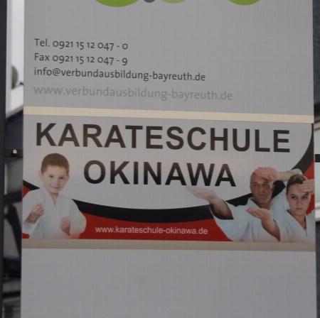 Karateschule Okinawa
