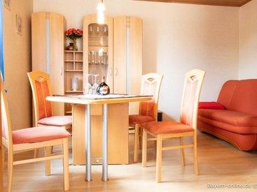Willkommen in unserer Ferienwohnung 1 in Gößweinstein  -Essecke